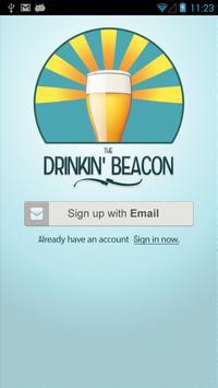 Drinkin' Beacon poster