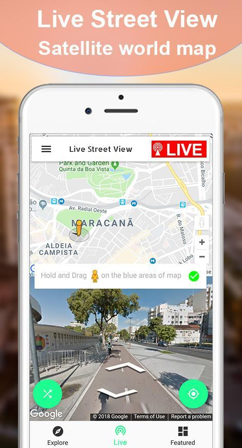 Street View Live Global Satellite Live Earth Map For Android Apk