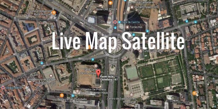 Live Map Satellite APK Download Free Maps Navigation APP For - Live satellite maps free
