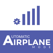 Automatic Airplane Mode icon