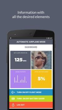 Automatic Airplane Mode screenshot 1