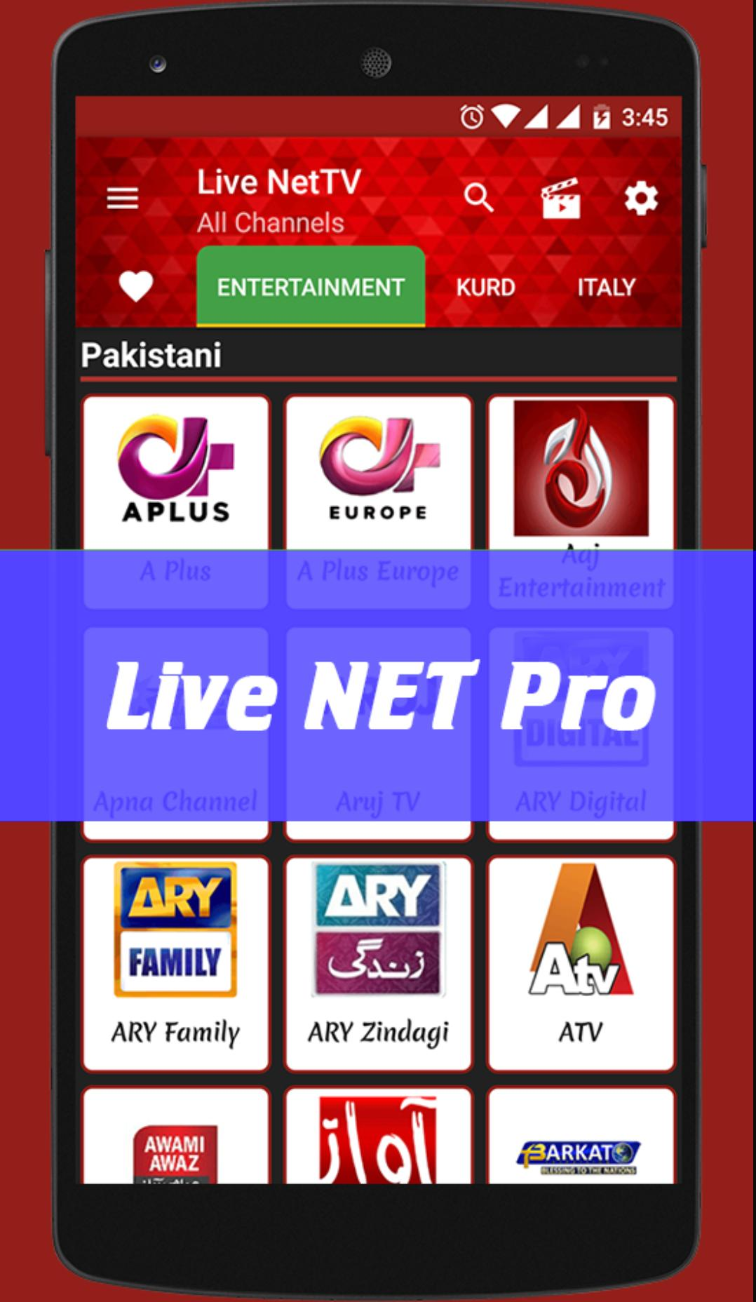 Live Net TV SPORTS for Android - APK Download
