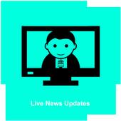 Live News Updates icon