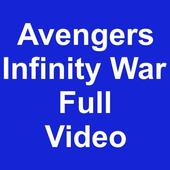 Avengers Infinity War Full Movie Video icon