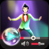 Dance Video Maker icon