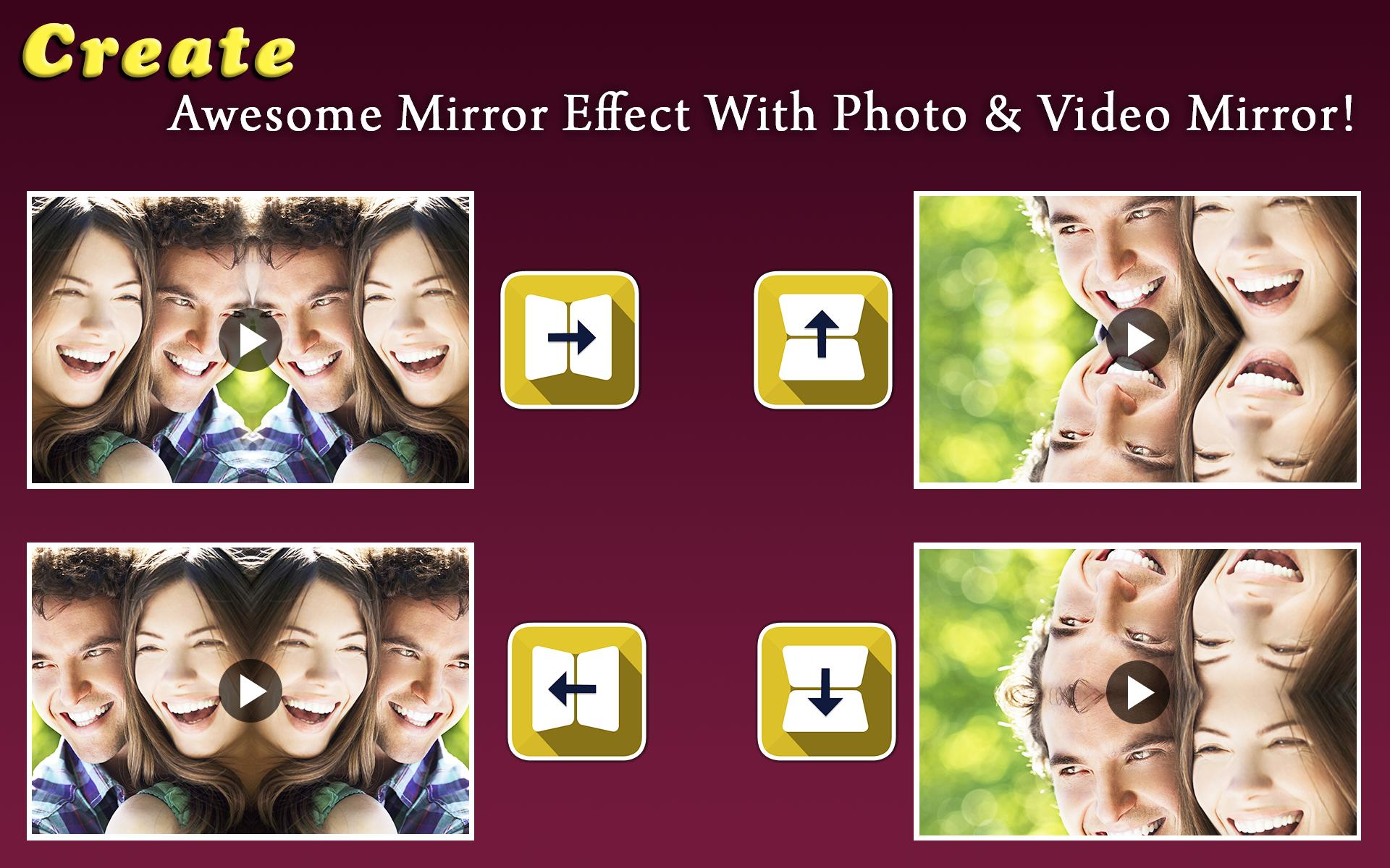 Photo Mirrors & Video Mirrors for Android - APK Download
