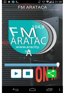 FM ARATACA poster