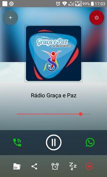 Rádio Graça e Paz RJ screenshot 1