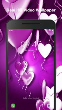Balloons Live Wallpaper apk screenshot