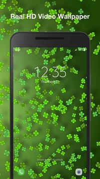 Clover Live Wallpaper screenshot 4