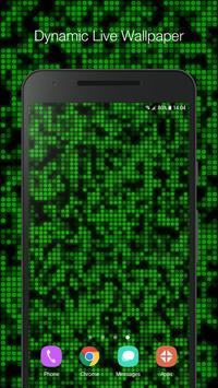 Dots Live Wallpaper poster