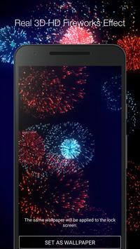 Fireworks Live Wallpaper screenshot 3