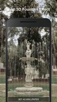 Fountain Live Wallpaper screenshot 1