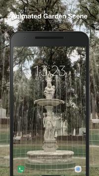 Fountain Live Wallpaper screenshot 2