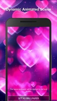 Glitter Live Wallpaper apk screenshot
