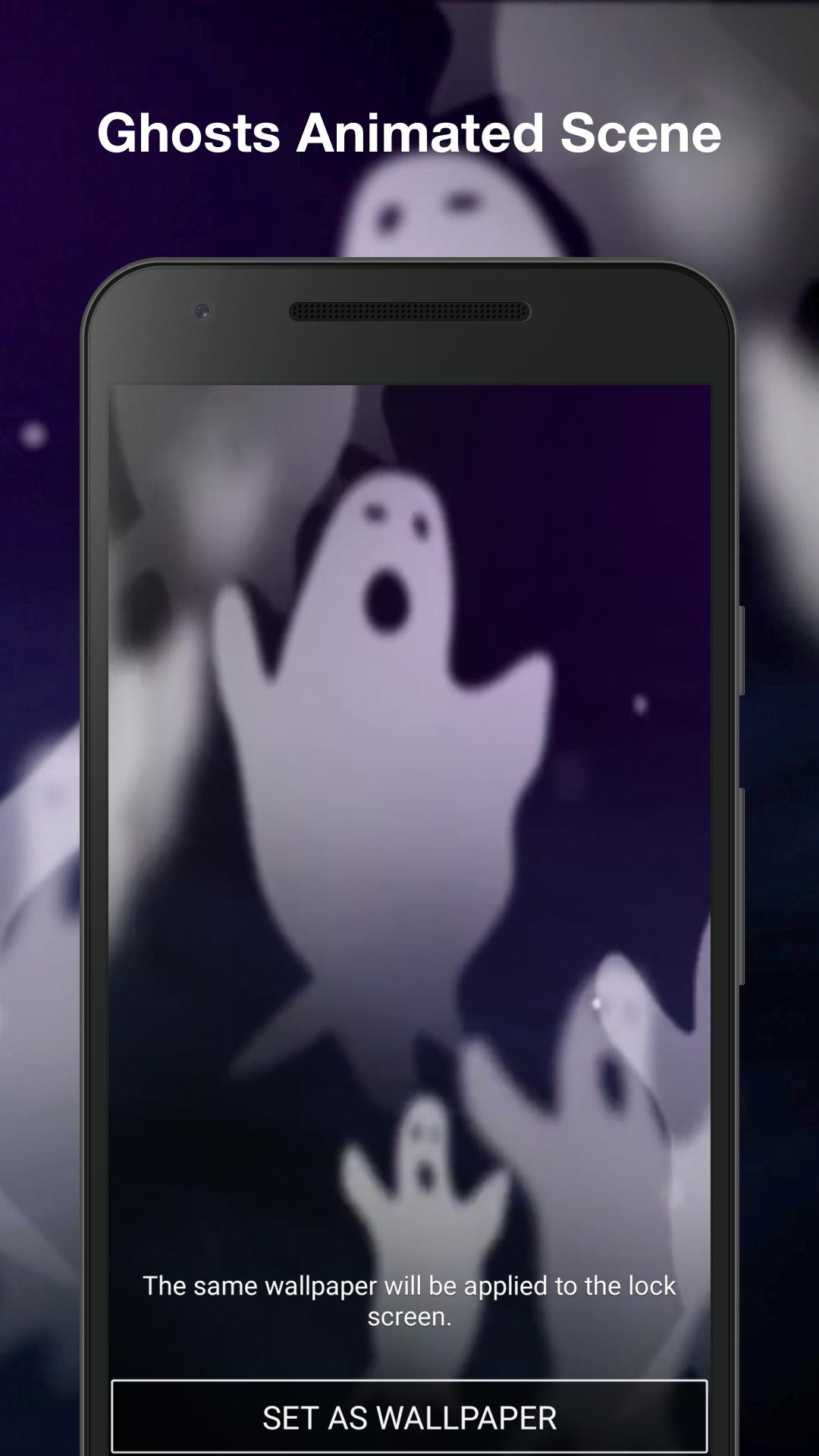 Download 80 Koleksi Wallpaper Animasi Hantu Gratis Terbaru