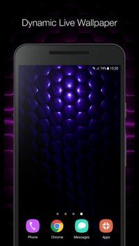 Hologram Live Wallpaper apk screenshot