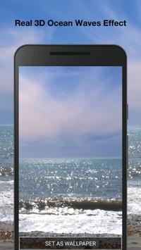 Ocean Waves Live Wallpaper screenshot 3