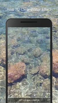 Real Water Live Wallpaper screenshot 1