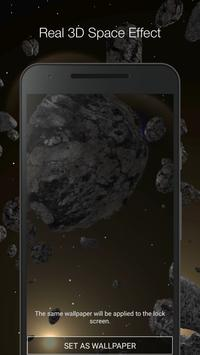 3D Space Live Wallpaper apk screenshot