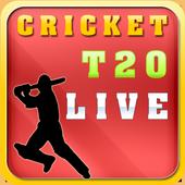Live IPL Cricket match PSL icon
