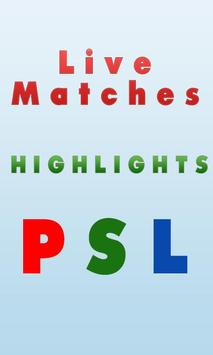 Live IPL Cricket match PSL screenshot 3
