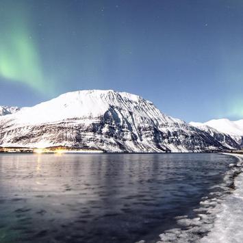 Северный пейзаж screenshot 6