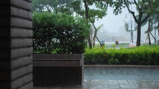 Rainy weather apk screenshot