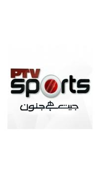 Live PTV Sports in HD poster