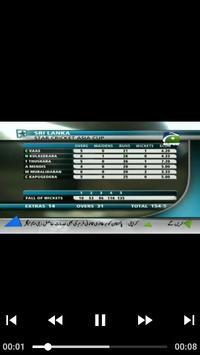 Live PTV Sports in HD screenshot 3