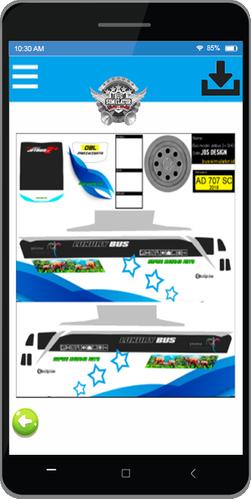 Livery Bussid Skin Bus Simulator Indonesia Apk 10 1 Download For Android Download Livery Bussid Skin Bus Simulator Indonesia Apk Latest Version Apkfab Com