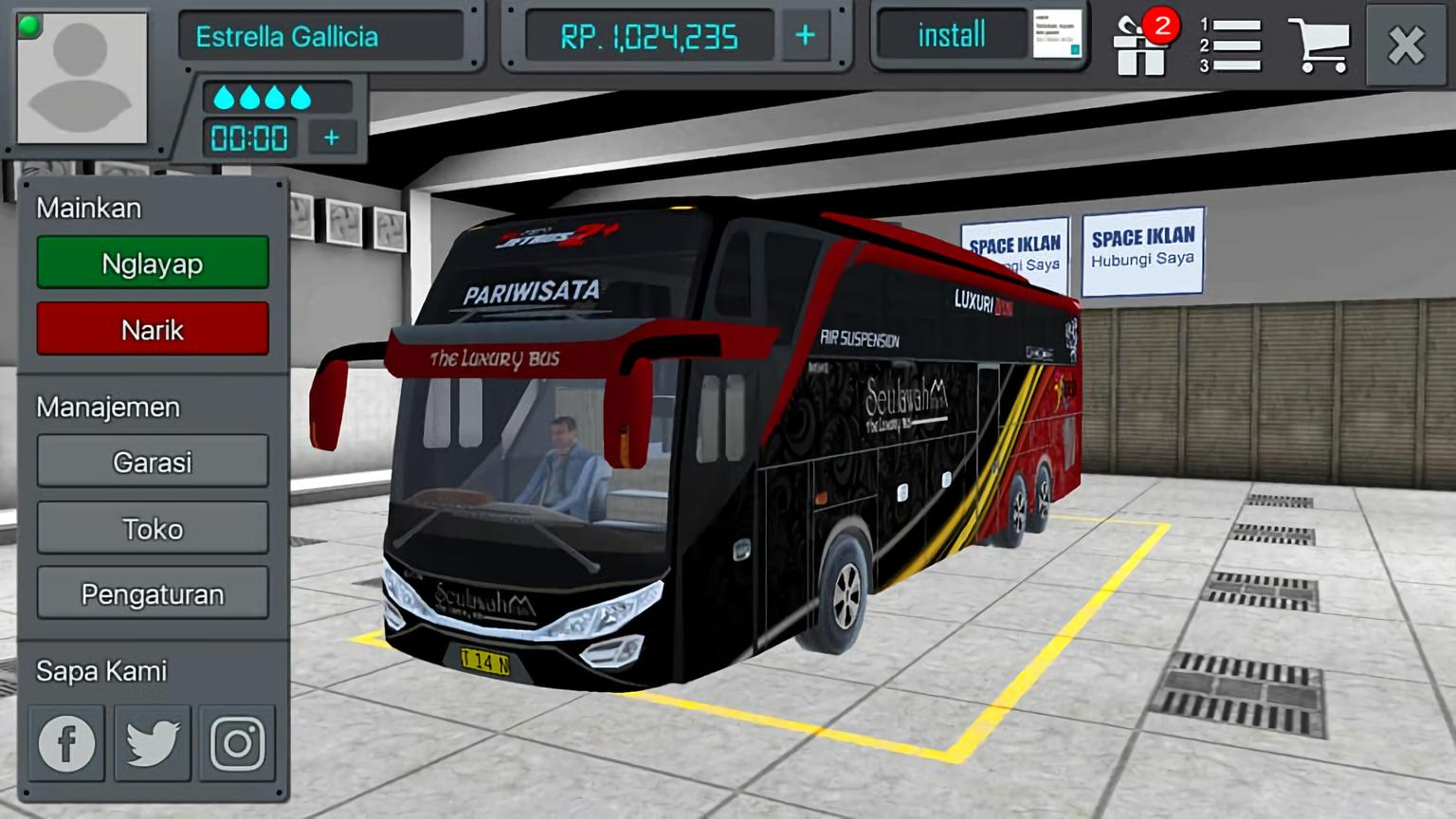 livery Bus Simulator Indonesia for Android - APK Download