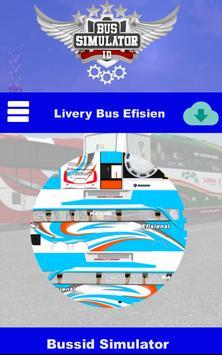 Livery Bus Efisiensi screenshot 2