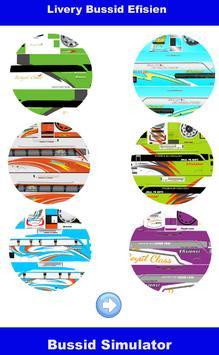 Livery Bus Efisiensi screenshot 3