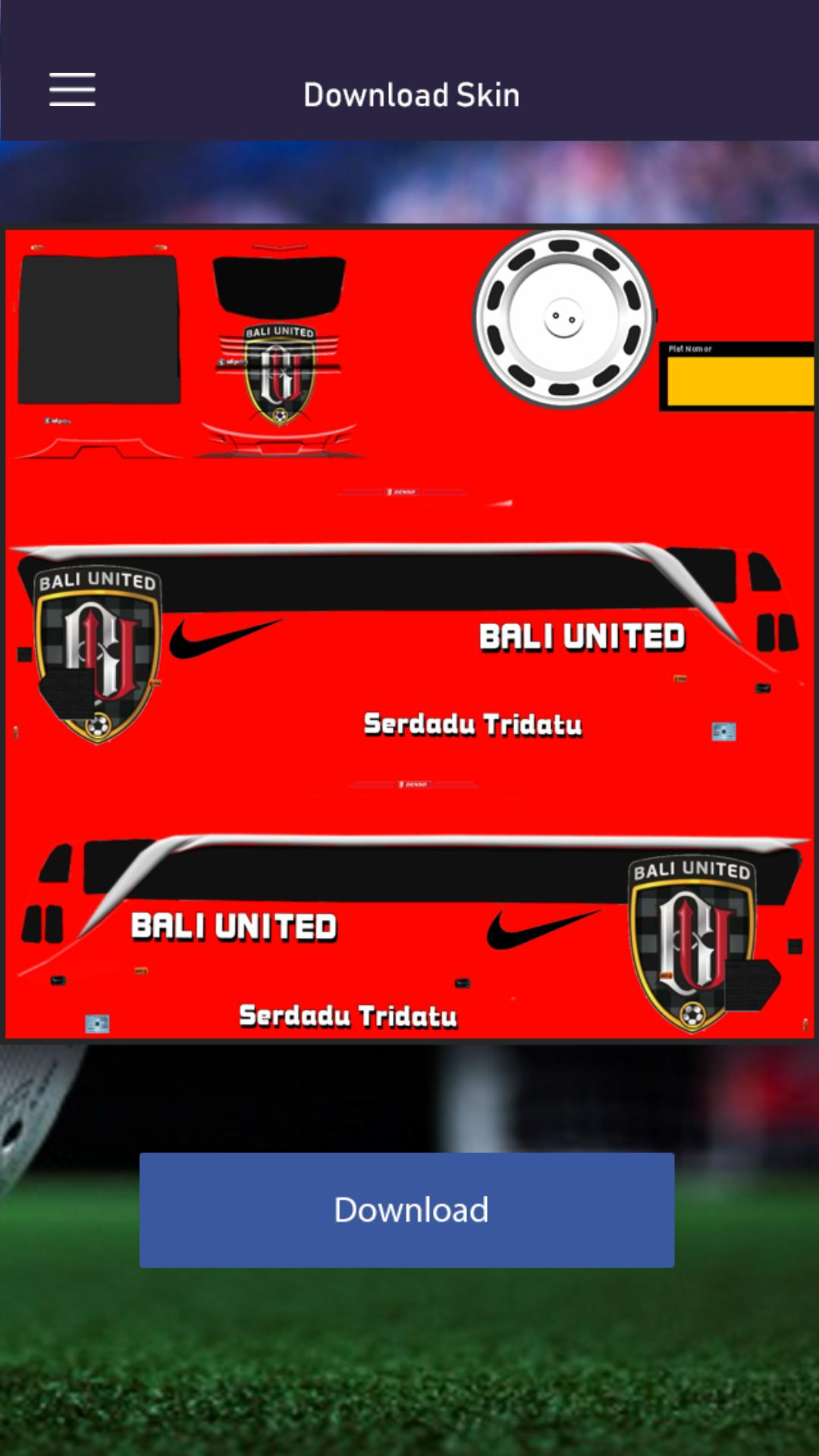 Livery Bussid Bola Indonesia For Android Apk Download