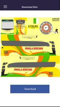 Livery Bussid Pahala Kencana screenshot 1