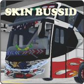 Skin Bussid Gratis icon