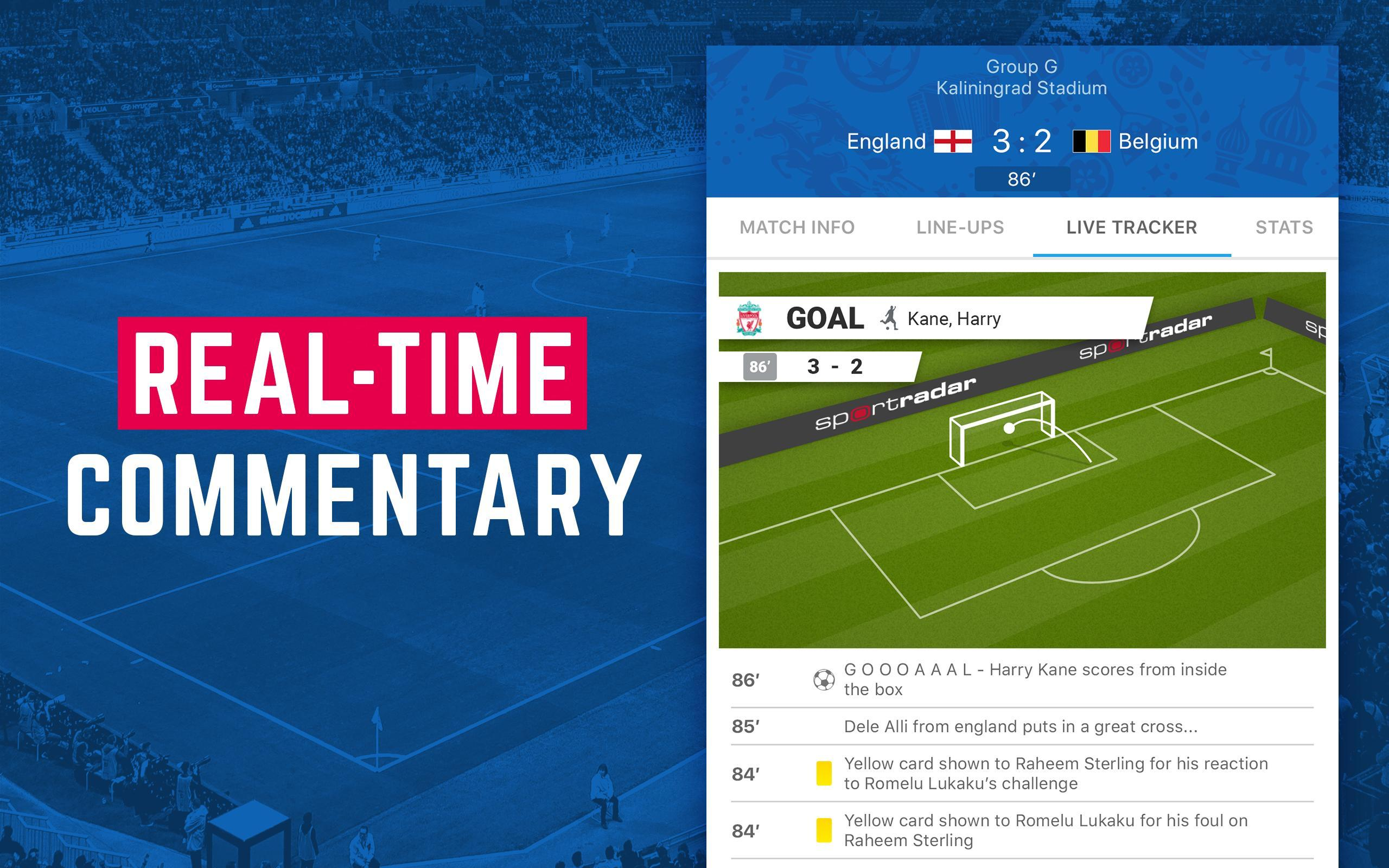 Livescore World Football 2018 For Android Apk Download