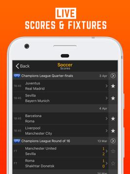 LiveScore: Live Sport Updates poster