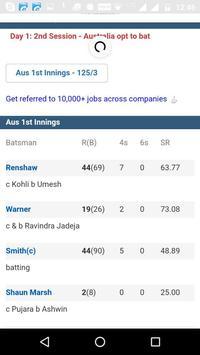 Live All Cricket Score apk screenshot