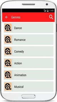 HD Movies Free 2017 screenshot 2