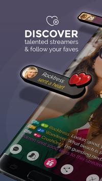 Livestar - Live Streaming App poster