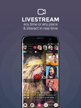 Livestar - Live Streaming App apk screenshot