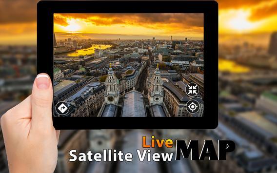 Street View Live Maps: Global Satellite Earth Maps screenshot 4