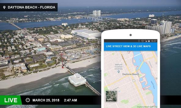 Live Street View Cartaz
