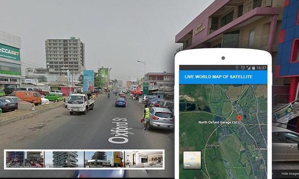 Live Street View imagem de tela 1