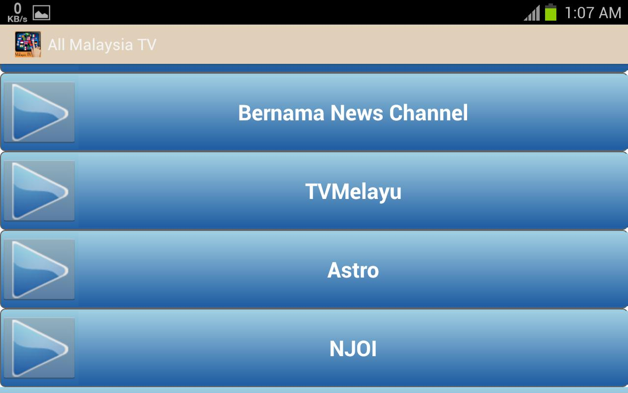 All Malaysia Tv Channel For Android Apk Download