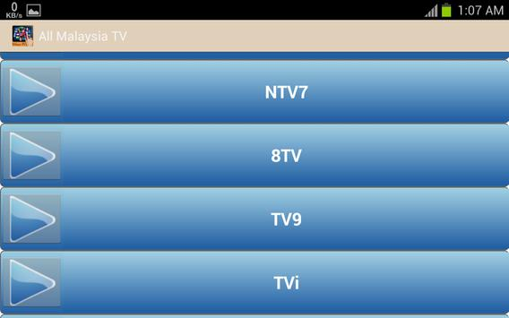 All Malaysia TV Channel For Android