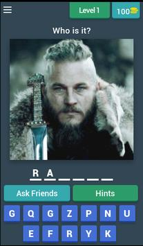 Guess the Vikings poster