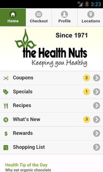The Health Nuts poster